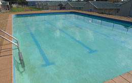 Large Swimming Pool